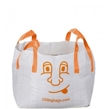 Mini Big Bag extra sterk met Smiley