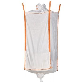 Big Bag z fartuchem napełniającym & wysypowym