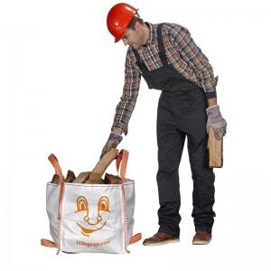 Mini Big Bag z dwoma uchwytami