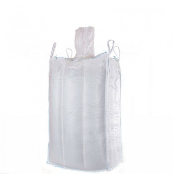 Formstable Dust Bulk Bag with filling and emptying spout